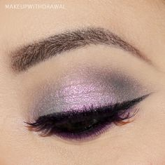 Makeup Withdrawal: EOTD With Femme Fatale Shades