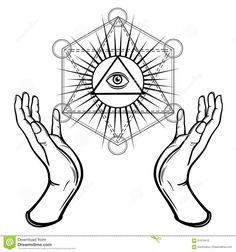 Image result for sacred geometry hands
