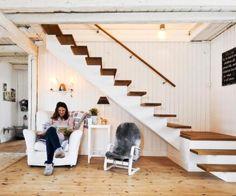 Sädesmagasinet blev ett charmigt drömhem | Leva & bo | Inredning, tips om möbler, trädgård, heminredning, bygg | Expressen