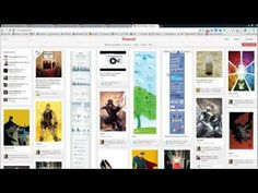 How To Use Pinterest For Your Business. Posting a video about how to use Pinterest on...Pinterest. Fancy that :)