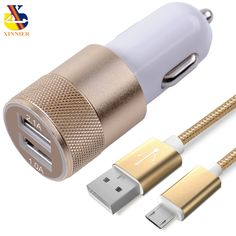 Cellphones & Telecommunications Mobile Phone Accessories Meiyi Metal Connector Noodle Micro Usb Cable Data Sync Charger Cable 2.1a High Speed Android Usb Cable For Samsung Xiaomi Huawei