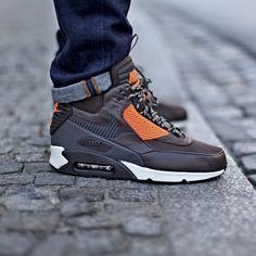 Buty Nike Air Max 90 Sneakerboot Winter