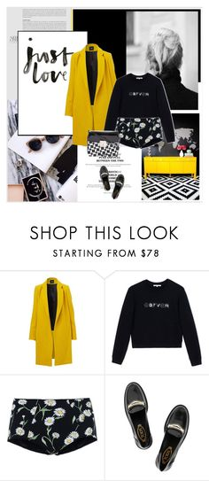 """""""Untitled #2553"""" by liliblue ❤ liked on Polyvore featuring Balmain, Privé, Dolce&Gabbana, Tod's and Marc Jacobs"""