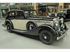 Daimler - I love old cars