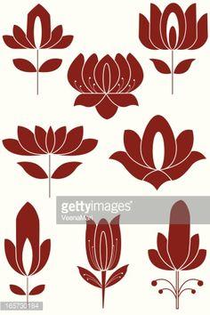 Self illustrated Mehandi Lotus Design.Please see some similar pictures from my portfolio: Lotus Flower Art, Lotus Art, Pichwai Paintings, Moraira, Lotus Design, Motif Floral, Stencil Art, Egyptian Art, Hand Embroidery Designs