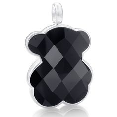 Color - TOUS <3 back onyx on silver, love this collection because it looks elegant and matches with anything
