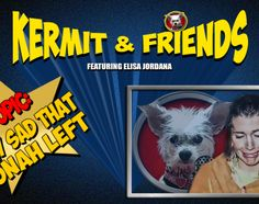 Kermit and Friends is a Variety Show Broadcasted on Spreecast.com. See the Episode section by your favorite Variety show host Elisa Jordana, Benjy Bronk, Howard Stern in a discussion of several topics. Visit at http://kermitandfriends.com/category/episodes/