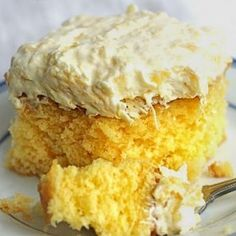 Aloha Cake @keyingredient #cake