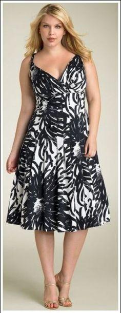 Ideas Fashion Style Women Plus Size Clothing Websites Trendy Dresses, Plus Size Dresses, Casual Dresses, Curvy Fashion, Plus Size Fashion, Girl Fashion, Fashion Tips, Xl Mode, Plus Size Formal
