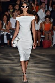 Look #4  Christian Siriano