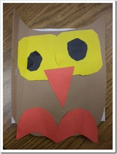 """Love this All About Owls journal!""""Owls are excellent hunters. Owls are nocturnal animals. What do owls eat? Owls live in different habitats."""""""