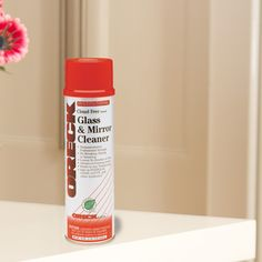 Oreck Streak-Free Glass & Mirror Cleaner #cleaning #glass #mirror