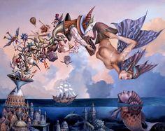 Transformation of Absurd Thoughts  2013  -  Tomek Sętowski
