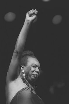 """""""I'm a rebel with a cause."""" - Nina Simone RIP – 10 years later and still eternal! My favorite is Nina sings the blues I'm just waiting for you to come on home, and turn me on. Nina Simone, Soul Jazz, Carolina Do Norte, Jazz Blues, African American History, Cinema, Civil Rights, Black People, Black Is Beautiful"""