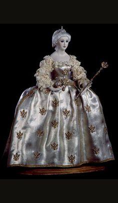 Catherine the Great Empress of Russia (1729 –1796) by Alexandra Koukinova