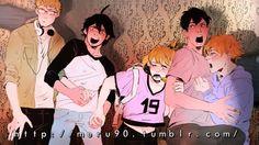 Find images and videos about haikyuu, kageyama tobio and karasuno on We Heart It - the app to get lost in what you love. Haikyuu Manga, Haikyuu Karasuno, Haikyuu Funny, Haikyuu Fanart, Kagehina, Hinata Shouyou, Tsukkiyama, Volleyball Anime, Haikyuu Ships