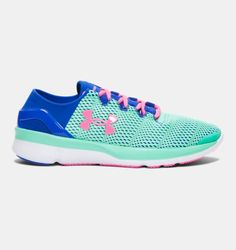 Shop Under Armour for Girls' Grade School UA SpeedForm® Apollo 2 Running Shoes in our Girls Sneakers department.  Free shipping is available in US.