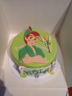 Peter Pan cake!!!!
