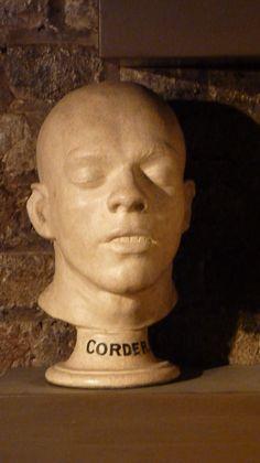 William Corder on display in NorwchMuseum Crime, Display, Sculpture, Statue, Art, Floor Space, Art Background, Billboard, Kunst