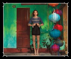 Siêu mẫuArizona Muse quyến rũ tại Việt Nam - Tiền Phong Online