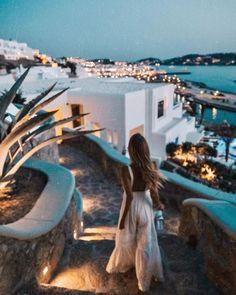Santorini nights