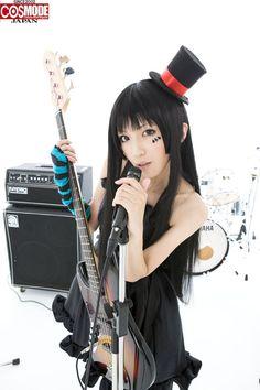 「Akiyama Mio」 FROM K-ON!