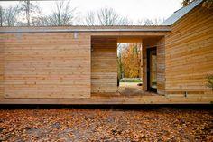Caretaker's House, Hooke Park - Invisible Studio Architects