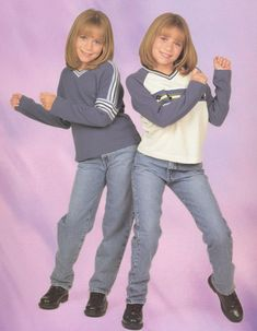 Mary Kate and Ashley, 1998