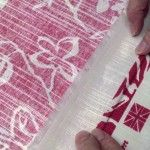 Perfect Fabric Pattern Matching. 2 videos Invisible Fabric Matching