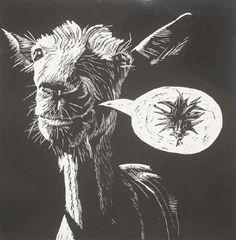 """""""Katie Barnard du Toit se uitstalling Fear and loss verteenwoordig prominente Suid-Afrikaanse kunstenaars se kommer oor die bedreigde ekologie van die Karoolandskap. Industrial, Van, Vans"""