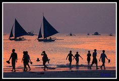 Boracay beach Philippines (ADP Ireland)