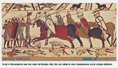Först under medeltiden kan man börja organisera arméerna under kunglig ledning,  utrustade med mer enhetliga vapen & utrustningar. Lättare identifierar man de olika antagonisterna efter deras vapenslag. På Bayeuxtapeten kan man se skillnader på anglosaxarna & normanderna. Påfallande många normander har toppiga hjälmar, stora tvåhandsyxor, danskyxor & avlånga sköldar. På Birka ligger flera av de finaste gravfälten.