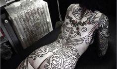 ¿Cuánto le costó el mega tatuaje a Cande Tinelli? | ElDoce.tv