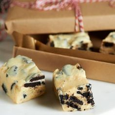 Oreo Fudge - the perfect homemade gift