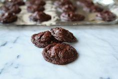 Easy Gluten-Free Brownie Cookies | Swim, Eat, Repeat