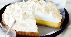 Reduce the stress on the big night with this delicious make-ahead lemon meringue pie.