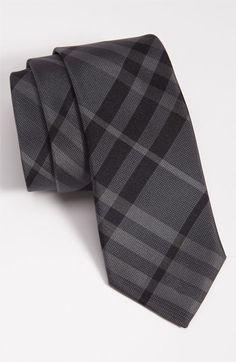 Burberry London Woven Silk Tie   Nordstrom