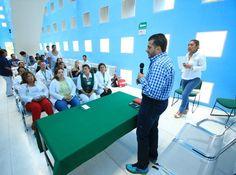 "Implementa IMSS Chiapas programa ""ser IMSS"" en unidad médica 23 y UMAA de Tuxtla Gutiérrez http://noticiasdechiapas.com.mx/nota.php?id=87254"