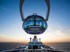 The 12 Most Over-the-Top Cruise Ship Amenities Which ship is your favorite? zeneri@cruiseplanners.com