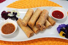 Cambodian Egg Rolls | be mindful. be human.