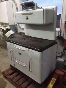 single oven glenwood k wood and coal antique cook stove wkr1440 blk vintage pinterest. Black Bedroom Furniture Sets. Home Design Ideas