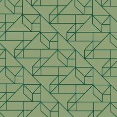 Graphic Pattern - Green mixed - Full Coverage. Price 6,5 € Grafisk Mønster - Grøn mønstermix - Heldækkende folie. Pris 45 dkk.