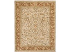 Brand: Kravet Carpet, SKU: Zhengde-Ivory, Category: , Color(s):  Origin: India, Content: Wool, Quality: Hand Knotted, 100 Knot CT,  Jagapatti.