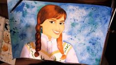Painting Process, Painting & Drawing, Original Artwork, Original Paintings, Painting Courses, Facebook Art, Disney Concept Art, Blue Art, Art Pages