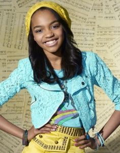 Who is China Anne McClain | Star No Star | Is China Anne McClain Celebrity | Vote Does anyone know that Demi Lovoto wore an outfit almost exactly like China's in princess protection program, or is it just me?