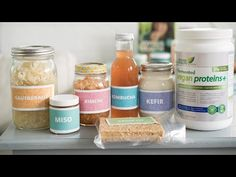 Improve Your Digestion with 7 Fermented Foods - YouTube
