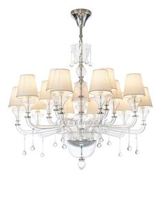 European contracted crystal chandelier【最灯饰】欧式时尚水晶吊灯