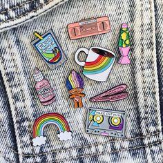 Os patchs são detalhes que podemos adicionar e deixar um jeans velho que você já está cansado de usar, em um jeans ousado e estiloso