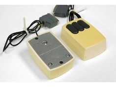 1972 Xerox Parc 3-Button Mouse