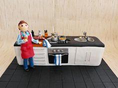 Kitchen cake - inspiration!